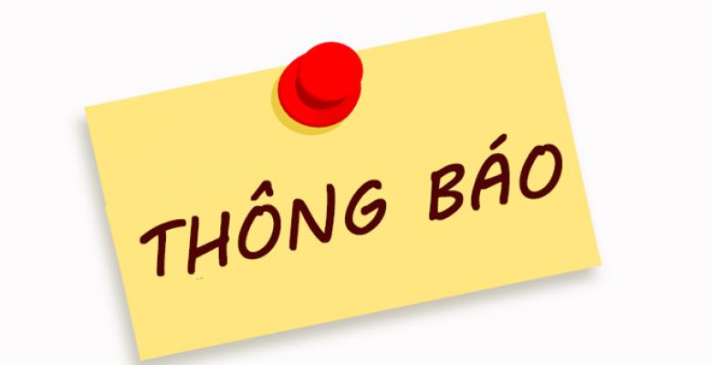 Thông báo tuyển sinh đi học theo diện Hiệp định tại Bê-la-rút năm 2019