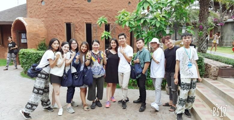 Trại hè Thanh niên quốc tế 2018 tại đại học Silpakorn Thái Lan: Trải nghiệm và sáng tạo