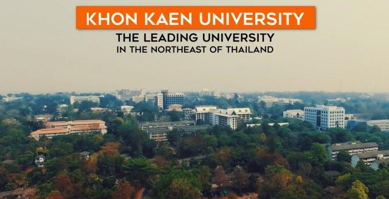 Học bổng Đại học Khon Kaen Thái Lan